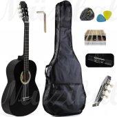 Klasik Gitar Sanchez Ac 391 Şok Fiyat Full Set Sap Ayarlı