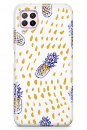 Huawei P40 Lite Kılıf Pineapple Serisi Eleanor