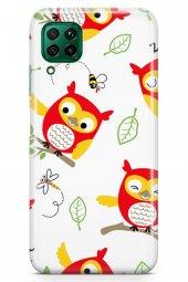 Huawei Nova 6 se Kılıf Owl Serisi Elise