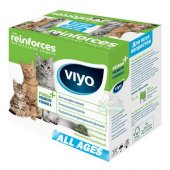 Viyo Reinforces All Ages Kedi Ek Besin Takviyesi 7x30ML