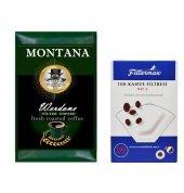 Montana Werdone Filtre Kahve 500 Gr Filtermax 4...