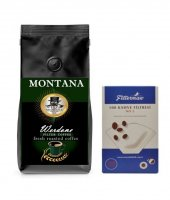 Montana Werdone Filtre Kahve 1 Kg Filtermax 2 No Filtre Kağıdı