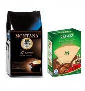 Montana Brema Arabica Filtre 500 G + Caffeo Kahve Kağıdı 4 Numara