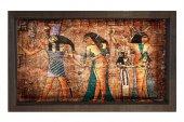 Mısır Duvar Yazısı Tablosu