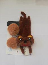 Irem Kedi Oyuncağı Peluş Kahverengi