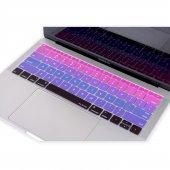 MacBook Klavye Koruyucu A1534 12 inç A1708 13 inç Uyumlu Amerikan İngilizce Baskılı