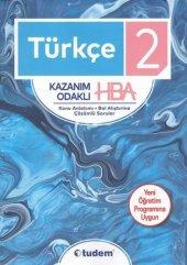 Tudem 2. Sınıf Türkçe Kazanım Odaklı HBA