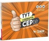 Sınav Yayınları TYT Coğrafya Konu Anlatımlı Cep Kitabı