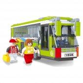 Lego Bricks 274 Parça Cıty Bus Otobüs Lego Seti 25604