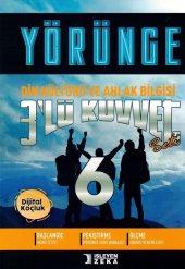 İşleyen Zeka 6. Sınıf Din Kültürü ve Ahlak Bilgisi 3 lü Kuvvet Yörünge Serisi Seti