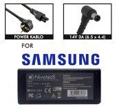 Samsung Ls24d300hl Kr S24b350h Monitor Adaptörü 14v 3a 6.5 4.5