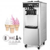 Triomaxx Trio Soft Dondurma Ve Frozen Yoğurt Makinesi