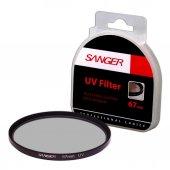 Pentax İçin 67mm UV Ultraviyole Filtre