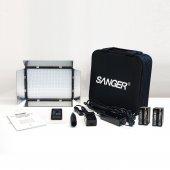 Sanger PRO-S600 II Youtuberler İçin Ledli Video Çekim Işığı 600led