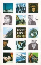 BON JOVI - CRUSH (MC)