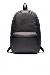 Nike Ba5749 Gri Unisex Sırt Okul Çantası