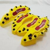 Kaliper Kapağı Brembo Sarı Renk 4' Lü Set...