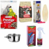 Versele Laga Parrots Jako Papağan Yem Sağlık ve İhtiyaç Seti