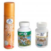 Apex Köpekler İçin Sağlık Bakım Ve Vitamin Seti