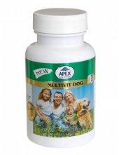 Apex Multivit Cat Köpekler İçin Multivitamin 75 Tablet