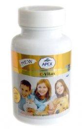 Apex C Vitax Kedi Ve Köpek C Vitamini 75 Tablet