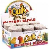 Quik Kuşlar İçin Mineral Blok Gaga Taşı 1 Adet...