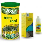 Artakua Kaplumbağa Yemi Ve Apex Kaplumbağa Kabuk Sertleştiricisi