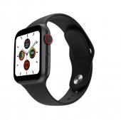 Tasarım Harikası T500 Smart Watch Ios Uyumlu Türkçe Menü Dokunmatik Akıllı Saat (Siyah)