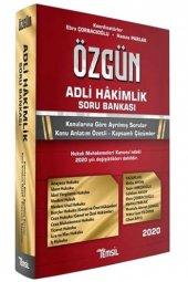 Temsil Yayınları 2020 Özgün Adli Hakimlik Soru...