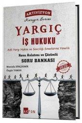 Akfon Yayınları Yargıç Adli Yargı İş Hukuku...