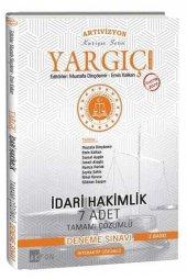 Akfon Yayınları Yargıç İdari Hakimlik Tamamı...