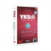 Yargı Yayınları YKSDİL Yabancı Dil Testi Reading-2 Diamond Series