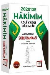 657 Yayınları 2020 Hakimim Adli Yargı Hakimlik...