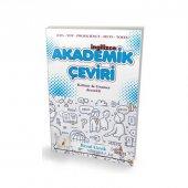 Pelikan Yayınları İngilizce Akademik Çeviri Kelime ve Gramer Destekli