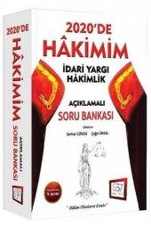 657 Yayınları 2020 Hakimim İdari Yargı Hakimlik...