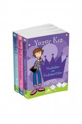 Yazar Kız Serisi Takım Set (3 Kitap)