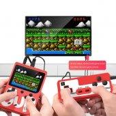 Sup Video Oyun Konsolu 400 Oyunlu Mini Atari +...