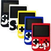 Sup Video Oyun Konsolu 400 Nostalji Oyunlu Mini...