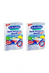 Dr. Beckmann Renk Koruyucu Mendil 20+20 Li Paket