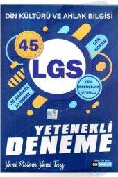 DDY Yayınları LGS Din Kültürü ve Ahlak Bilgisi Yetenekli Deneme