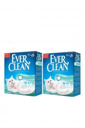 Ever Clean Aqua Breeze Okyanus Esintisi Kedi Kumu 6 Lt X 2 Adet