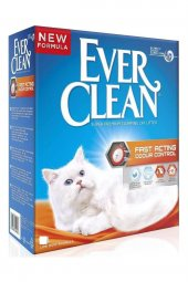 Ever Clean Fast Acting (Hızlı Topaklanma) Kokulu Kedi Kumu 10 Lt