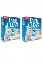 Ever Clean Total Cover Kedi Kumu 10 Lt X 2 Adet