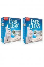 Ever Clean Total Cover Kedi Kumu 6 Lt X 2 Adet