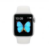Tasarım Harikası T500 Smart Watch Ios Uyumlu Türkçe Menü Dokunmatik Akıllı Saat (Beyaz)