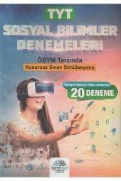 Tammat Yayıncılık TYT Sosyal Bilimler 20 Deneme