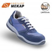 Mekap RMK Çelik Burunlu İş Ayakkabısı - S1
