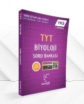 Karekök Yayınları TYT Biyoloji Soru Bankası