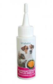 Vitalveto Kedi Köpek Kulak Temizleme Losyonu 60...
