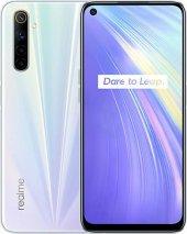 Oppo Realme 6 128 Gb Beyaz (Realme Türkiye Garantili)